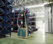 Estanterías industriales y automatismos