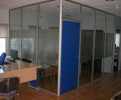 Mamparas de oficina divisoria de MC Mobiliario Comercial