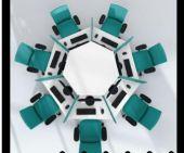 Call center circular de MC Mobiliario Comercial