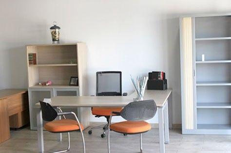 Equipamiento comercial e indutrial para empresas for Mobiliario empresas