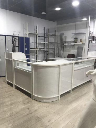 mostradores para tiendas
