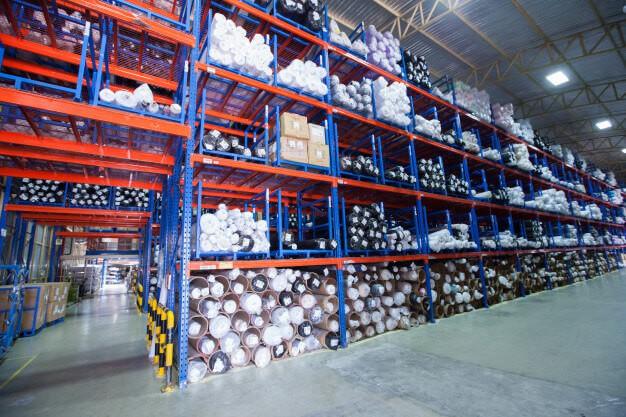 Cómo organizar un almacén de repuestos
